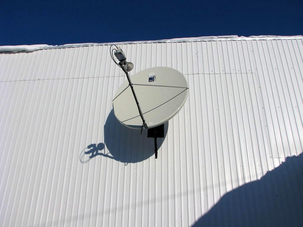 схема подключения спутниковый интернет