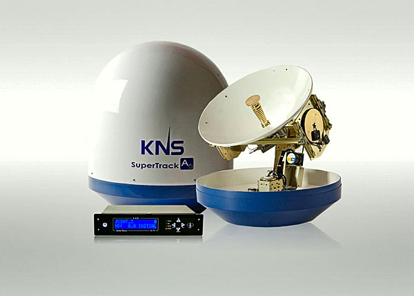 Стабилизированная антенная система  SuperTrack s6